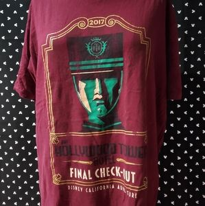 Tower of terror final day shirt